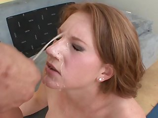 Hardcore alfresco doggy style and a element full be worthwhile for cum for a blonde