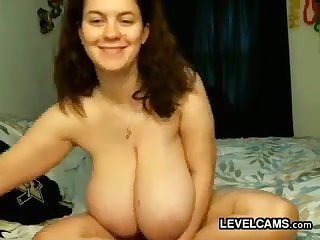 Wild Big Breasts Girl