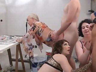 Marie, Patricia Audrey Bunga Bunga