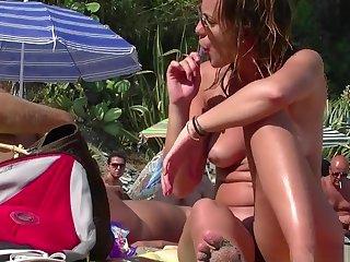 Nudist strand 32