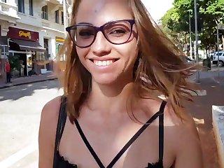 amazing amateur hispanic babe POV sexual connection