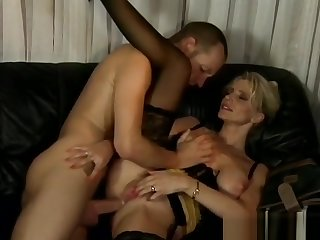 Amazing adult video MILF new like in your dreams