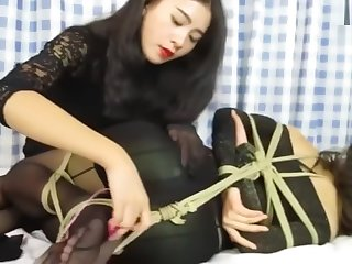 chinese serfdom spanking