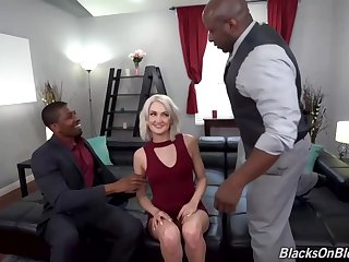 Zoe Sparx is often sucking black dicks for free, in benefit of incomparably very much fuck