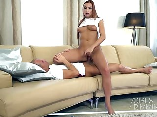 Ornella is a Mademoiselle and an Avid Cocksucker!
