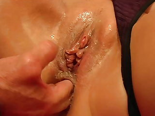 Sultry milf destroyed by her husband