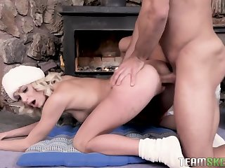 You will enjoy lovely babes who love pussy licking and drilling workouts