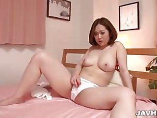Doremi Miyamoto humongous natural tits on personate