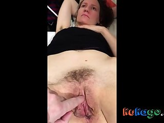 Slut unspecified Claire and her wet pussy